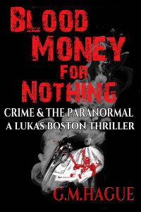 Blood Money For Nothing Cover