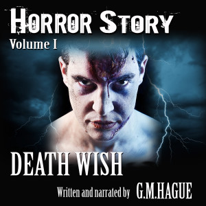 Death Wish Audiobook Cover