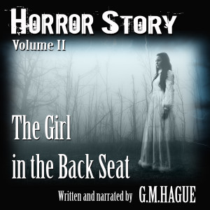 The Girl in the Back Seat Audiobook Cover