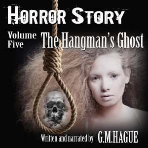 The Hangman's Ghost Audiobook Cover