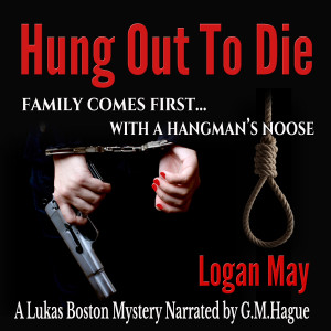 Hung Out to Die Audiobook Cover