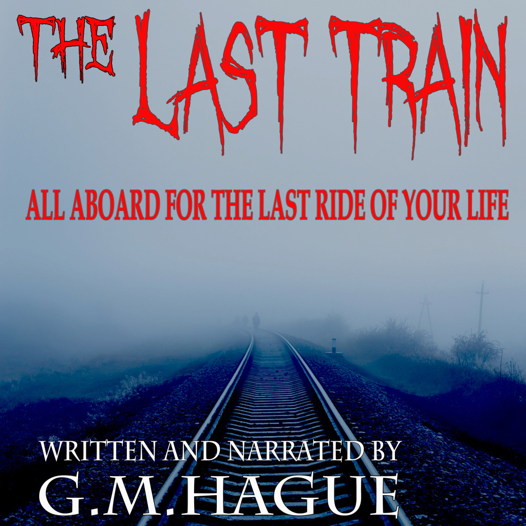 The Last Train Audiobook Cover V1