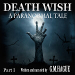 Death Wish Audiobook Paranormal Cover P1